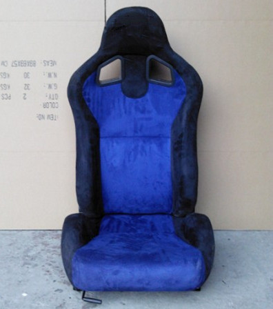 Colorful Adjustable Racing Seat Race Car Car Seat Universal Car Parts