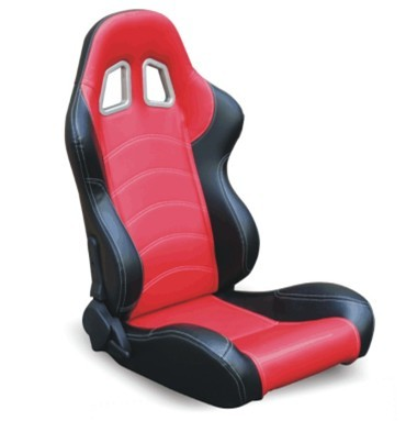 Fabric  Pineapple Sport Racing Seats in Black , Red , Blue , Yellow
